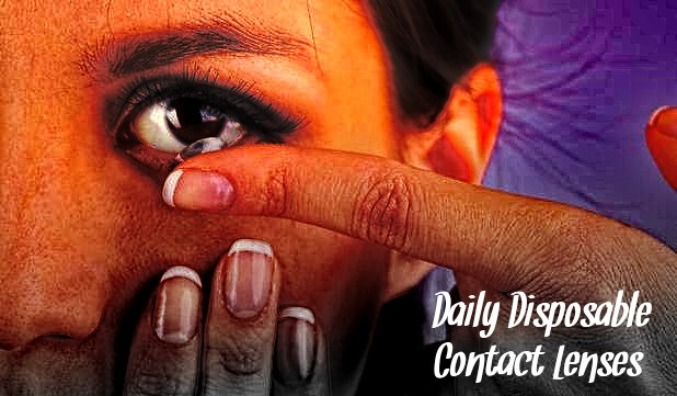 Opting for the Right Contact Lenses For Hygiene and Comfort